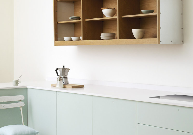 It s in the air a brand new kitchen design from devol for Brand new kitchen designs