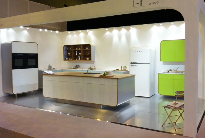 The Air kitchen made everybody smile….. - deVOL Kitchens | Blog