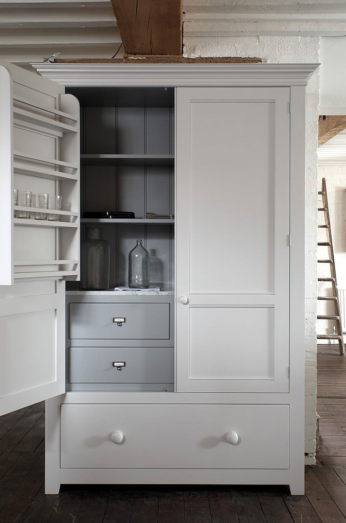 The Classic Pantry Cupboard The Devol Journal Devol Kitchens
