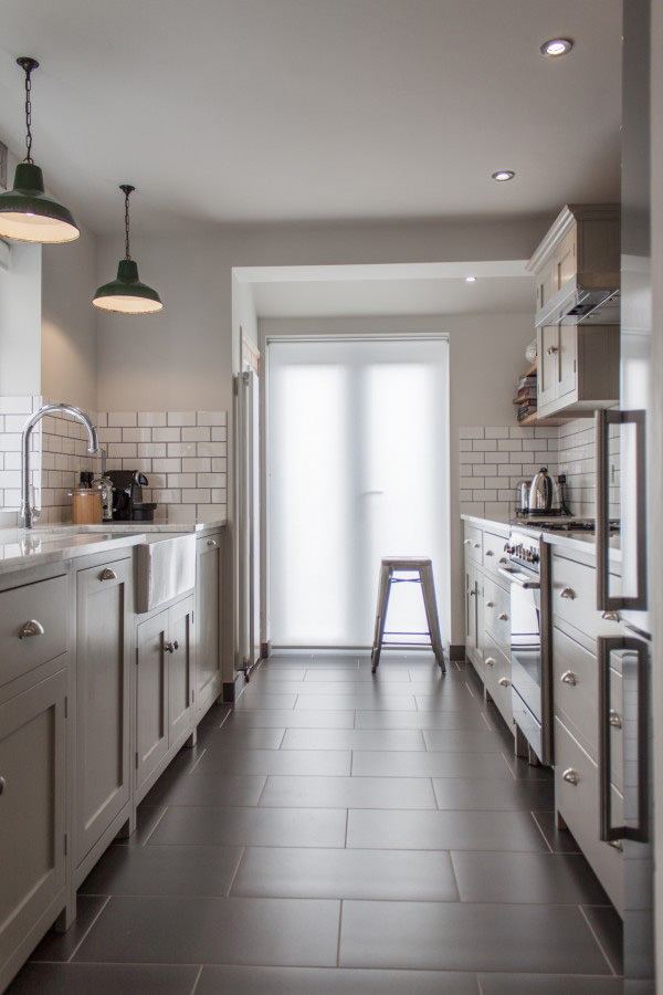 A Galley With Style The Devol Journal Devol Kitchens