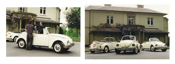 deVOL-kitchens-blog-A Guide to Entrepreneurship-Paul OLeary-ehite-Beetle-convertible-cars-vintage-France-villa