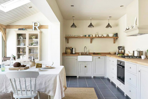 A Victorian Cottage In Pembridge The Devol Journal Devol Kitchens