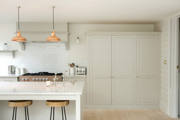 Clapham Shaker Kitchen: Chill Out In A Classic Clapham Kitchen