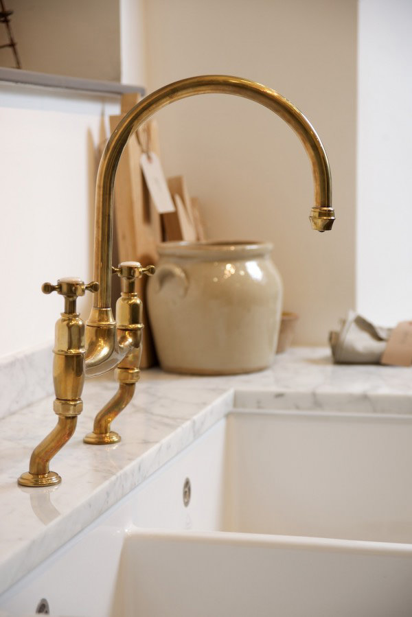 The Perfect Antique Brass Tap By Devol The Devol Journal