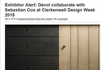The results are in! – The reaction to The Sebastian Cox Kitchen by deVOL