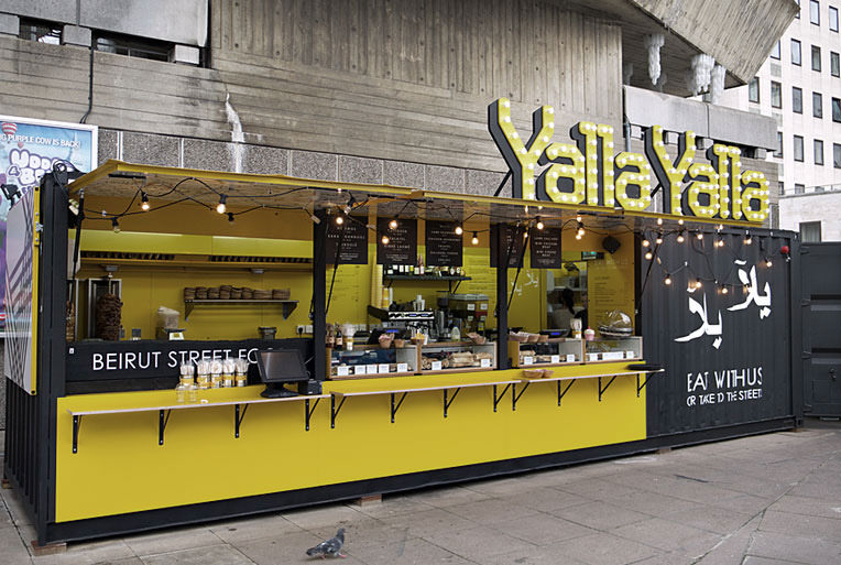 Place of the week yalla a beirut street food spot