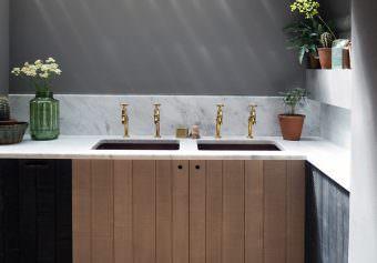 Our beautiful new Sebastian Cox Kitchen showroom…