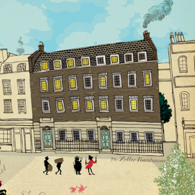 So exciting clerkenwell here we come again the for Small hotel groups