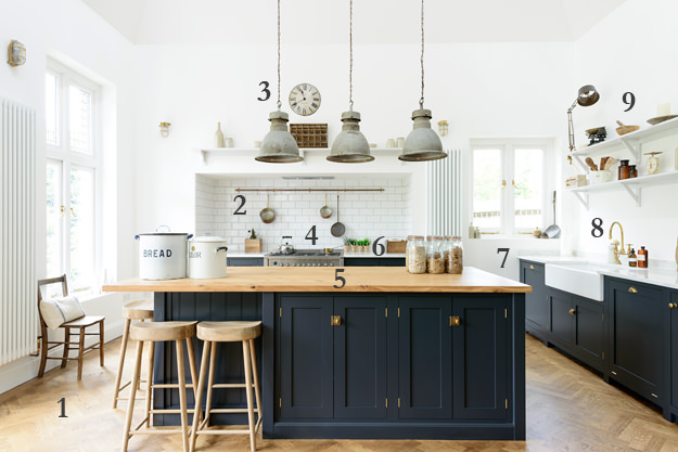 deVOL directory: The Arts & Crafts Kitchen - The deVOL Journal ...