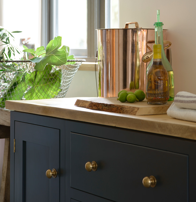 Symphony Kitchen Worktops: DeVOL Directory: The Leicestershire Kitchen In The Woods