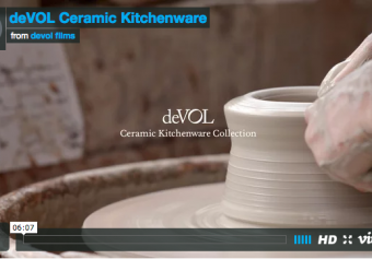 A short film: The deVOL ceramic collection