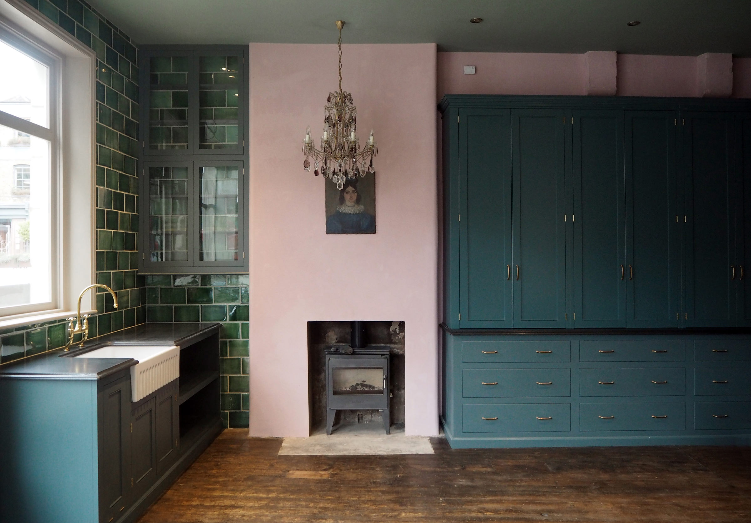 Floors And Kitchens St John A Little St Johns Square Showroom Update The Devol Journal