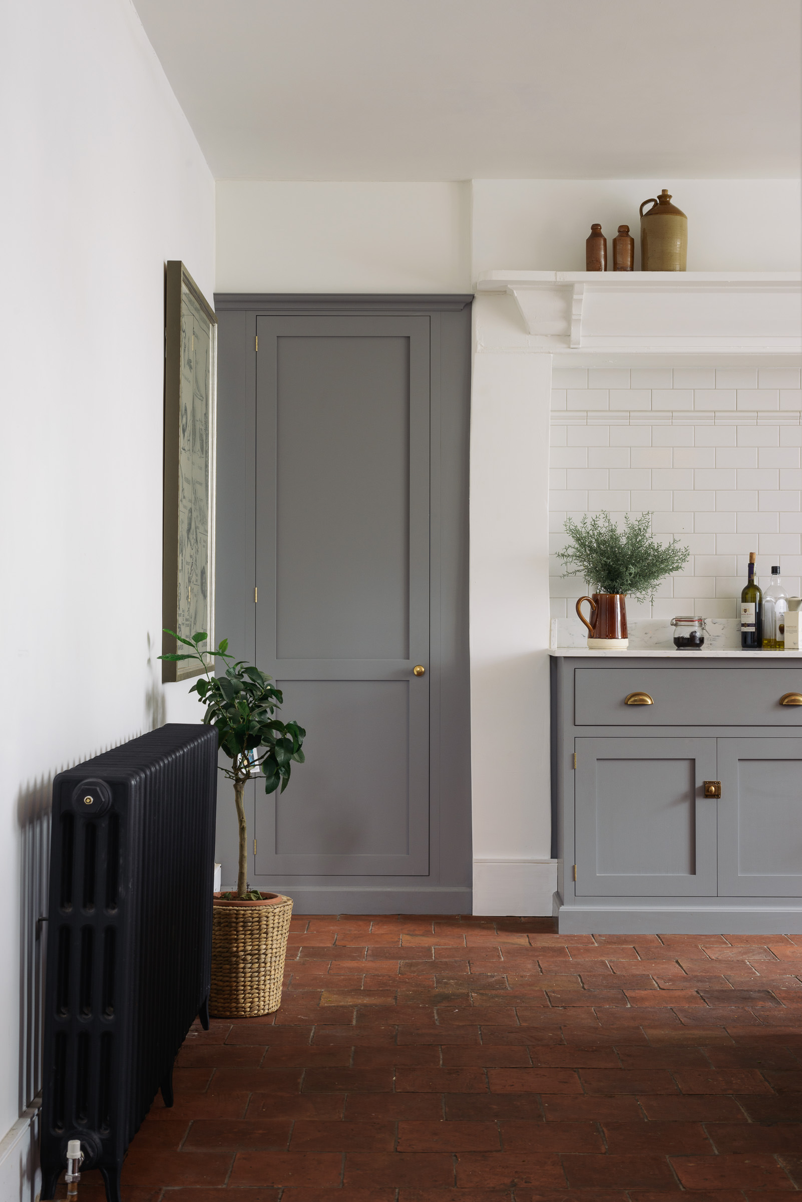 Cool as can be…………………..A new Shaker Kitchen shoot \'The Cheshire ...