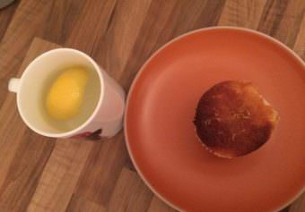Recipe- Lemon Drizzle Cupcakes