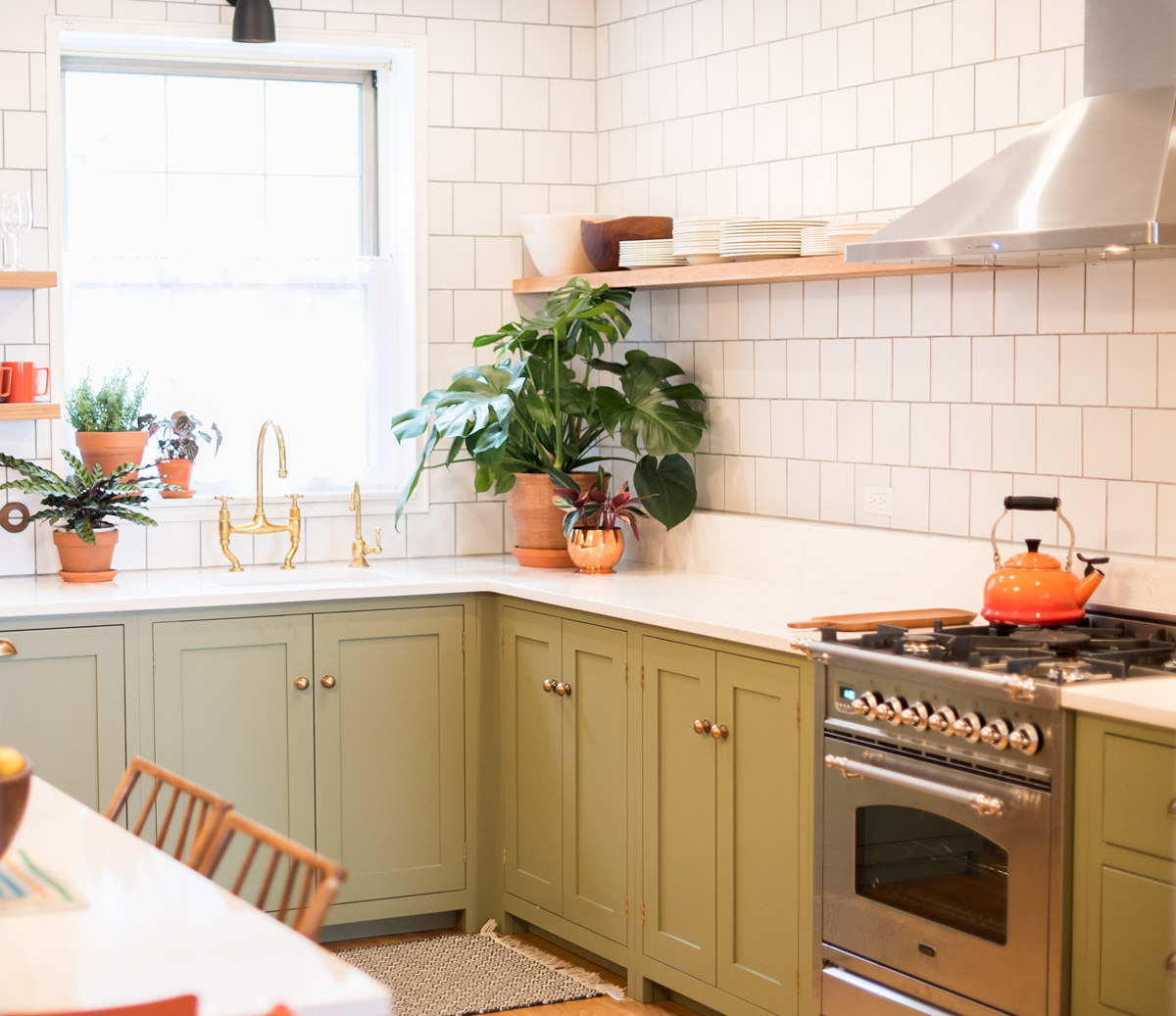 A Village Green Devol Kitchen In Brooklyn New York The Devol