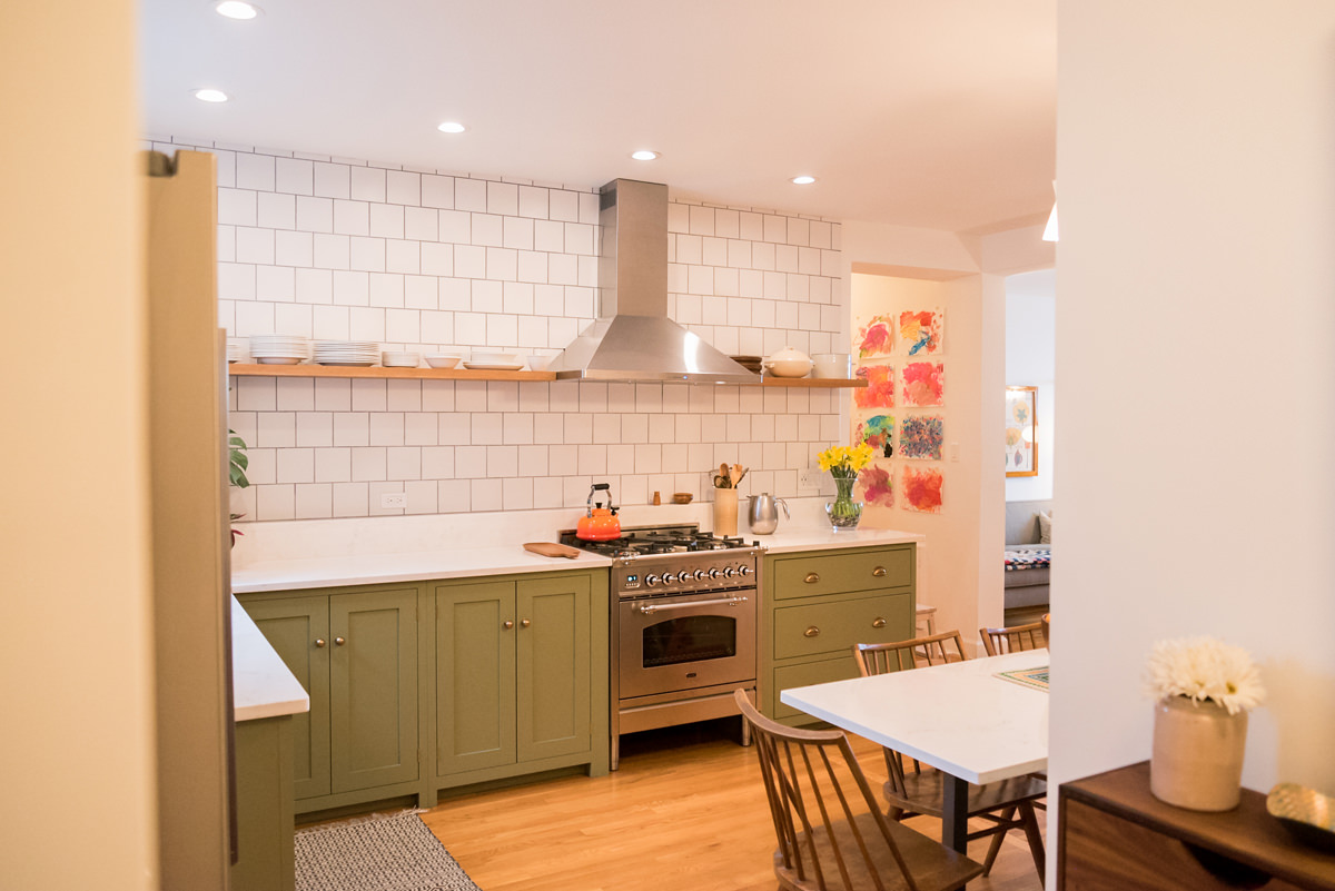 A Village Green Devol Kitchen In Brooklyn New York The Devol Journal Devol Kitchens