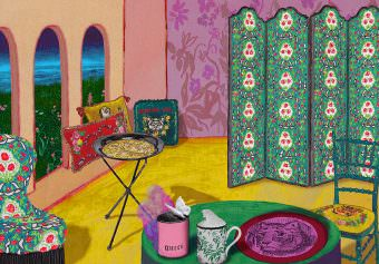 Gucci launch a homeware collection and it's beautiful