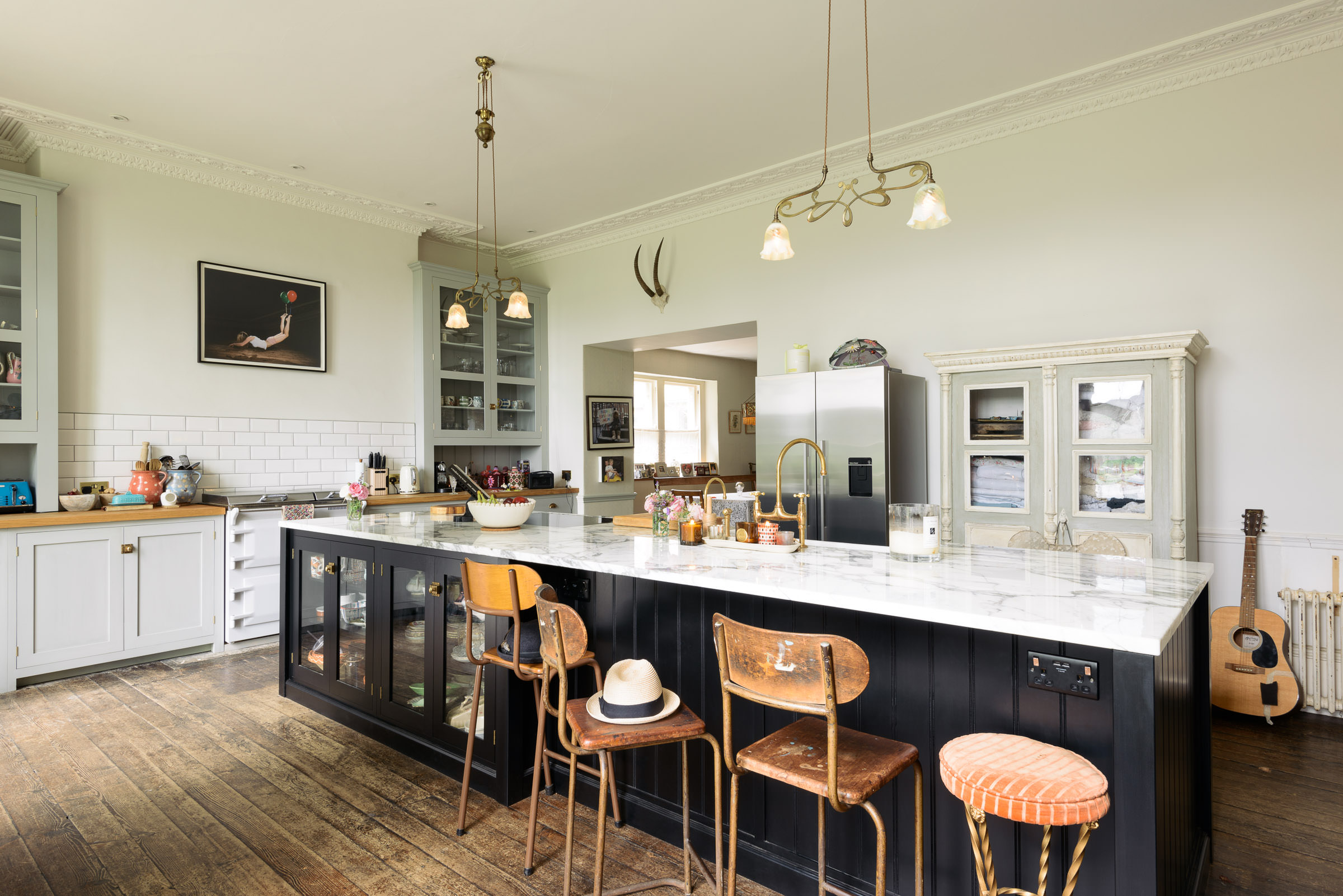 its been a busy summer my highlight so far has to be photographing pearl lowe and danny goffeys beautiful kitchen with tim 1243