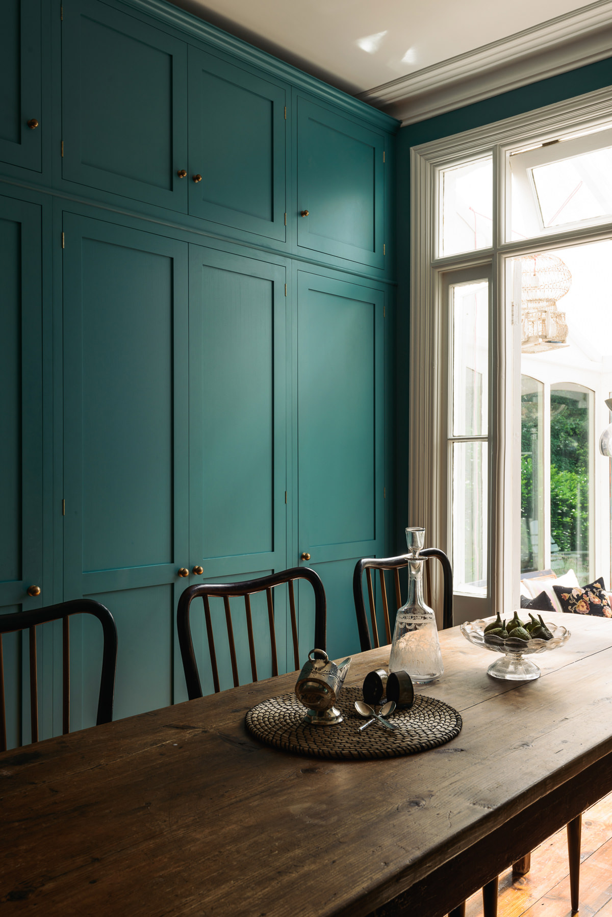 Colour in the kitchen - The deVOL Journal - deVOL Kitchens