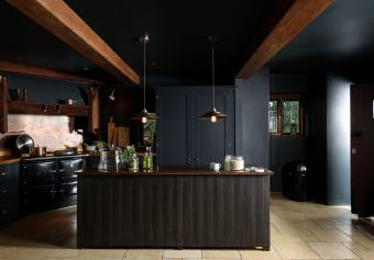 Dark kitchens that aren't so scary