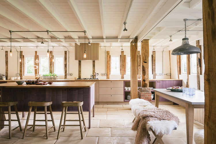 The Sebastian Cox Kitchen By DeVOL Is Crowned Kitchen Design Of The Best Family Kitchen Design