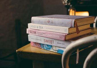 For The Love Of Books: Worldwide Cuisine