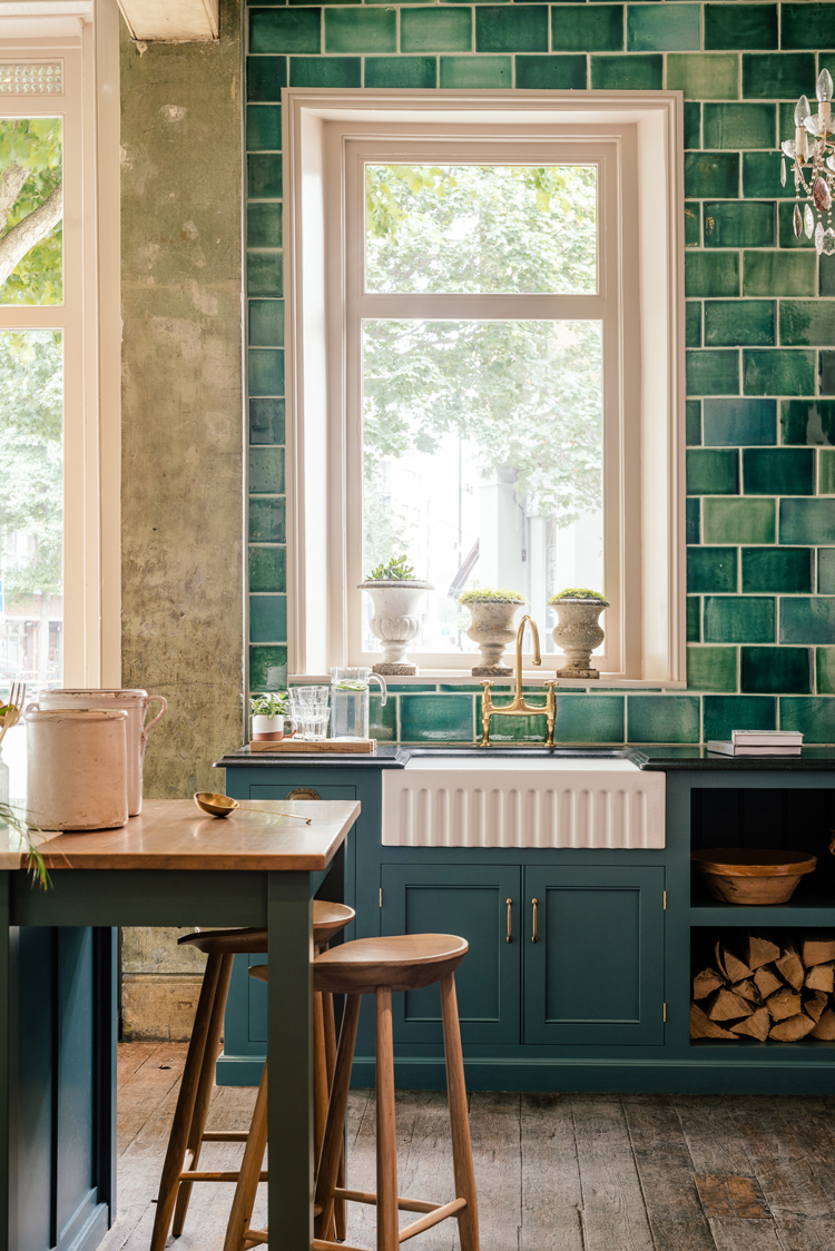 Decorate your home with tiles The deVOL Journal deVOL