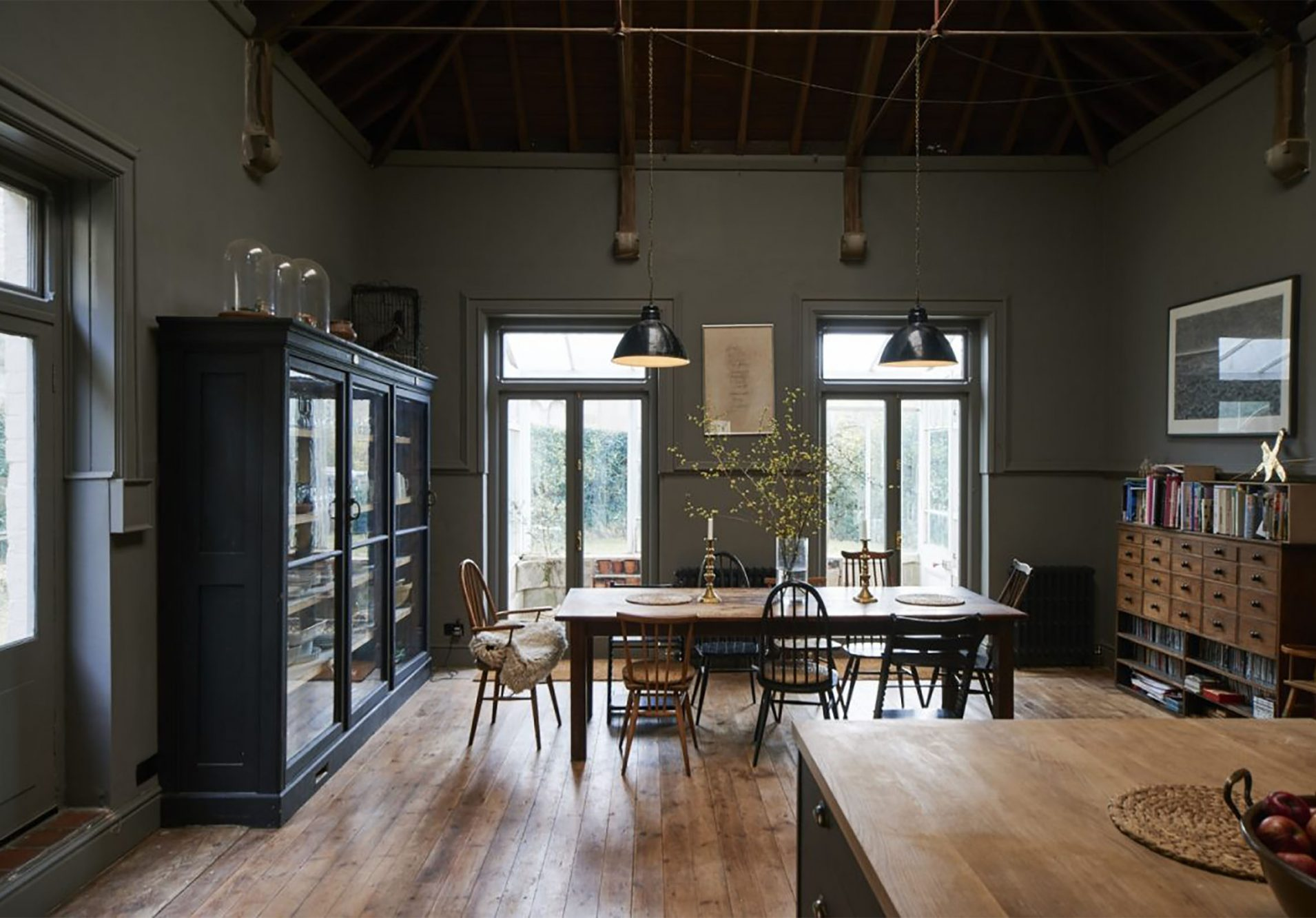 The kind of kitchens that I love