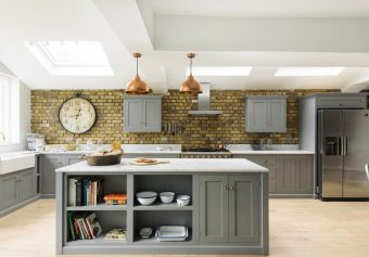 The perfect kitchen island