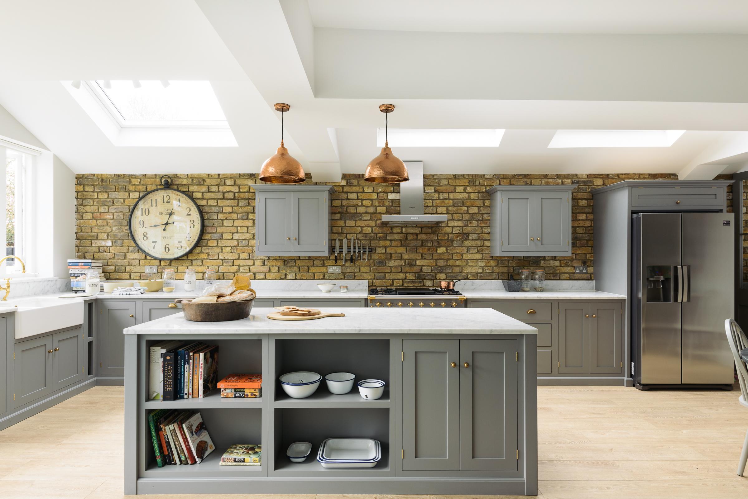 astonishing kitchen island seating | A perfect Kitchen Island - The deVOL Journal - deVOL Kitchens