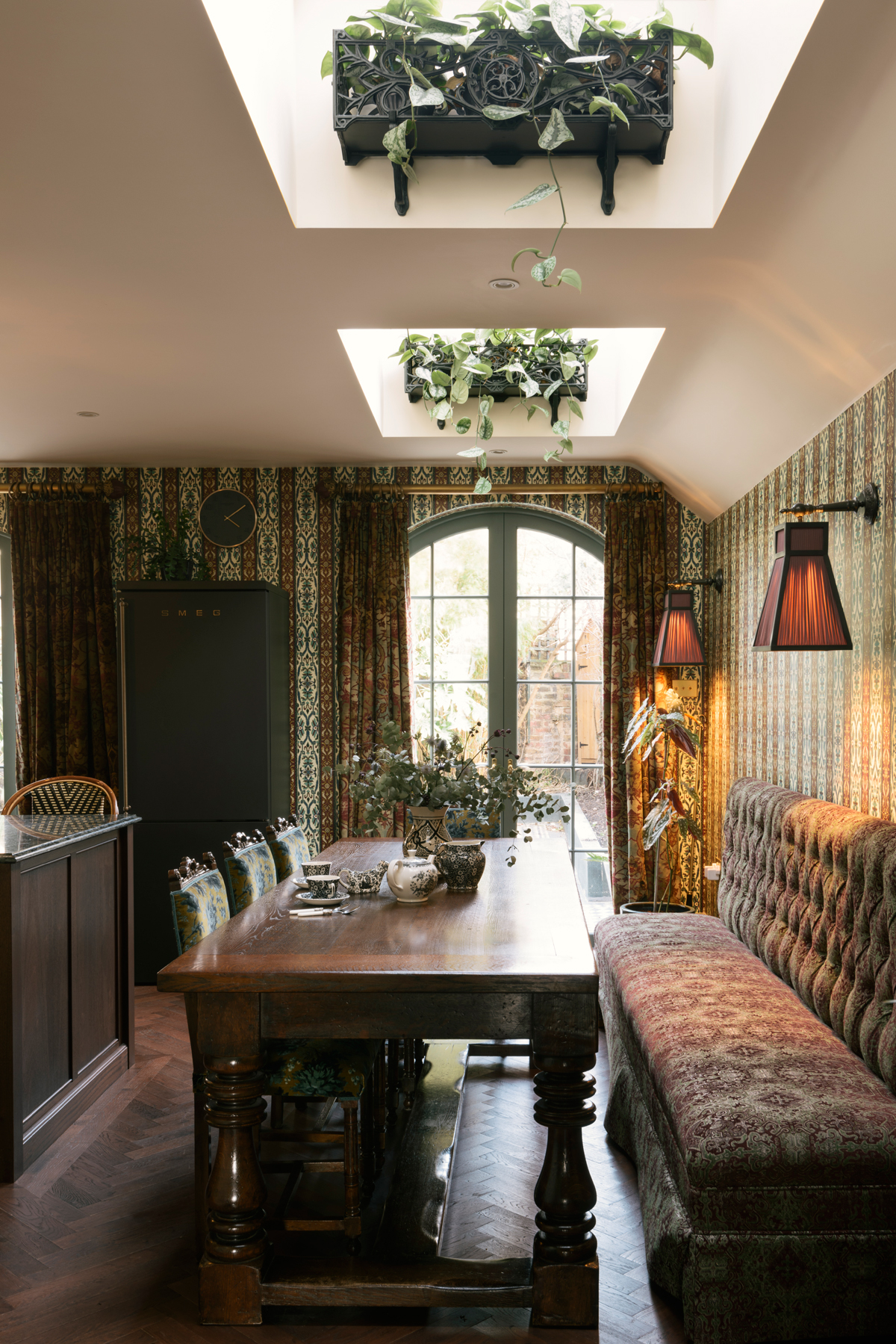 Exterior: The House Of Hackney Kitchen By DeVOL