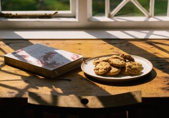 Sophie's Bakes: Pecan Cookies