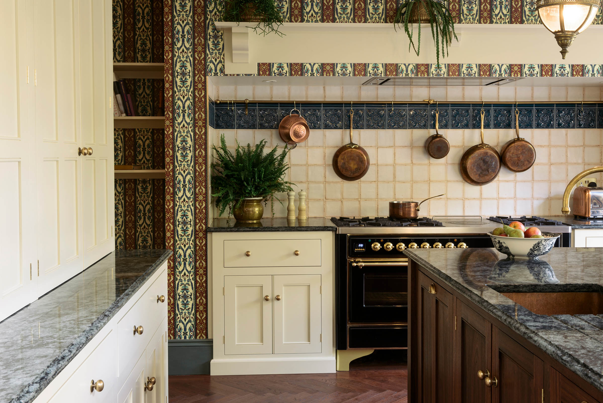 What Is A Kitchen: The House Of Hackney Kitchen By DeVOL