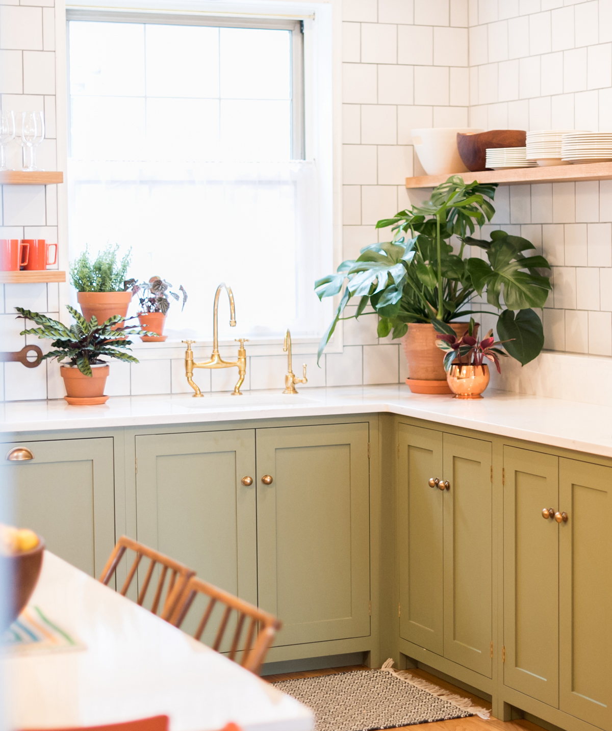 The first deVOL Kitchen to be installed in the US! It's in Brooklyn, NY
