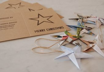 Christmas Cards at Cotes Mill