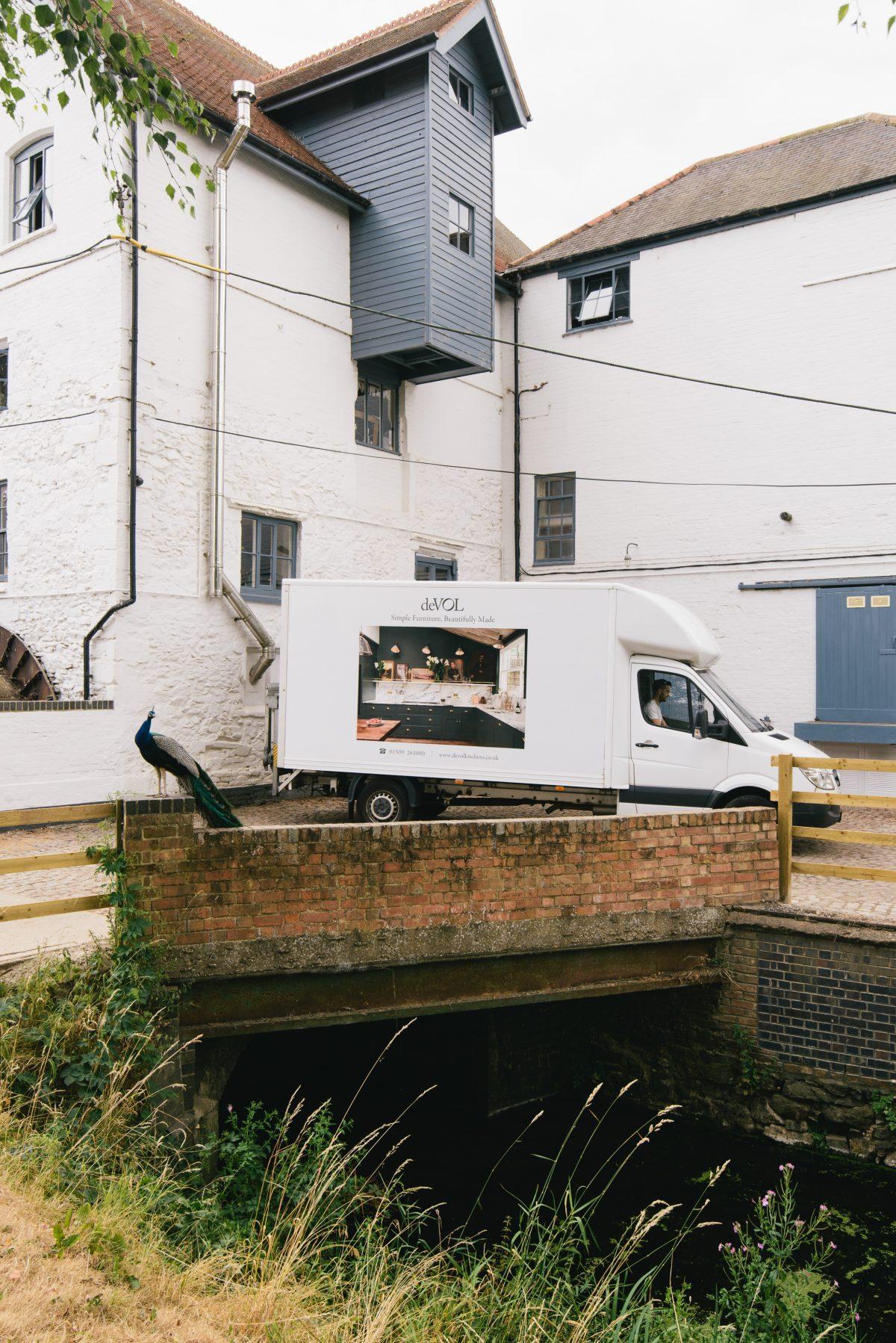 Installation-Van