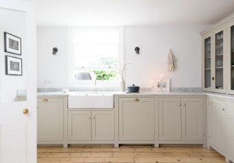 The Journey of a deVOL Shaker Kitchen – Part 1