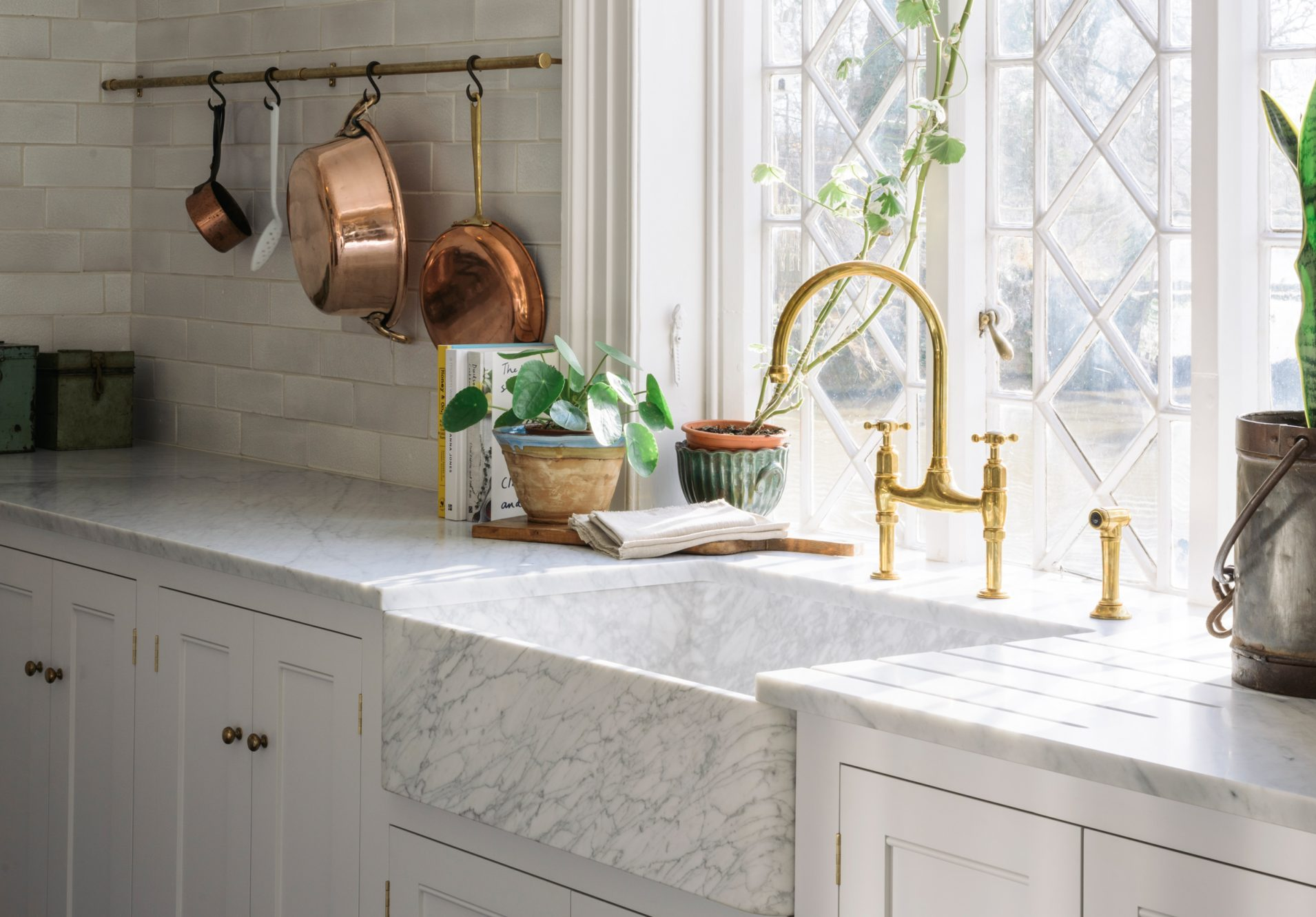 Should I have a real marble worktop in my kitchen?