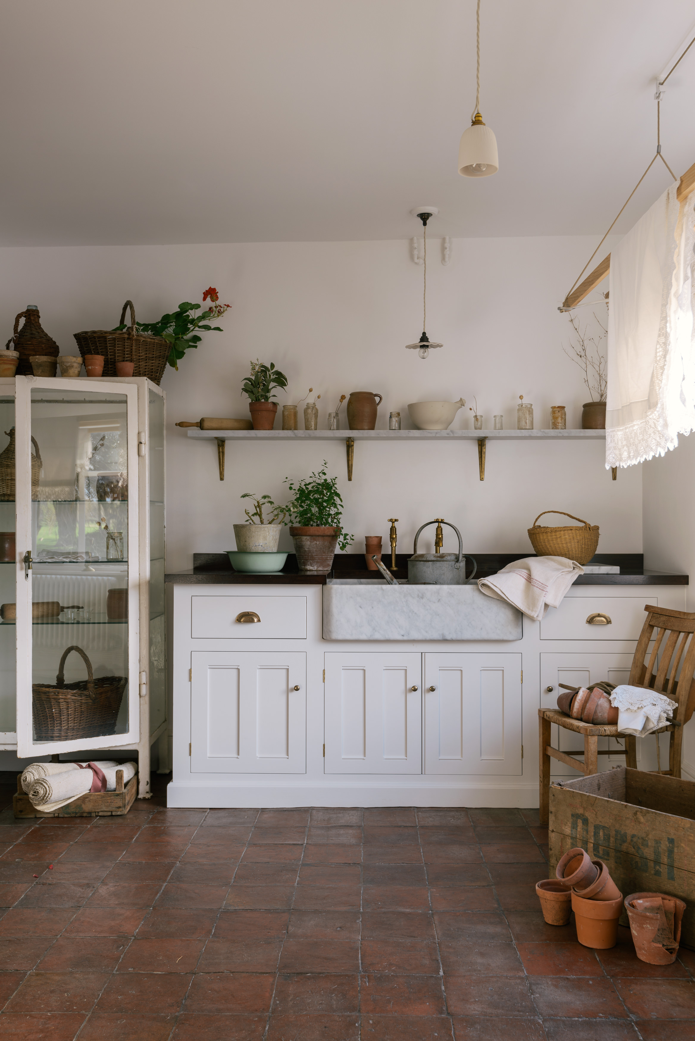 The Millhouse Scullery by deVOL