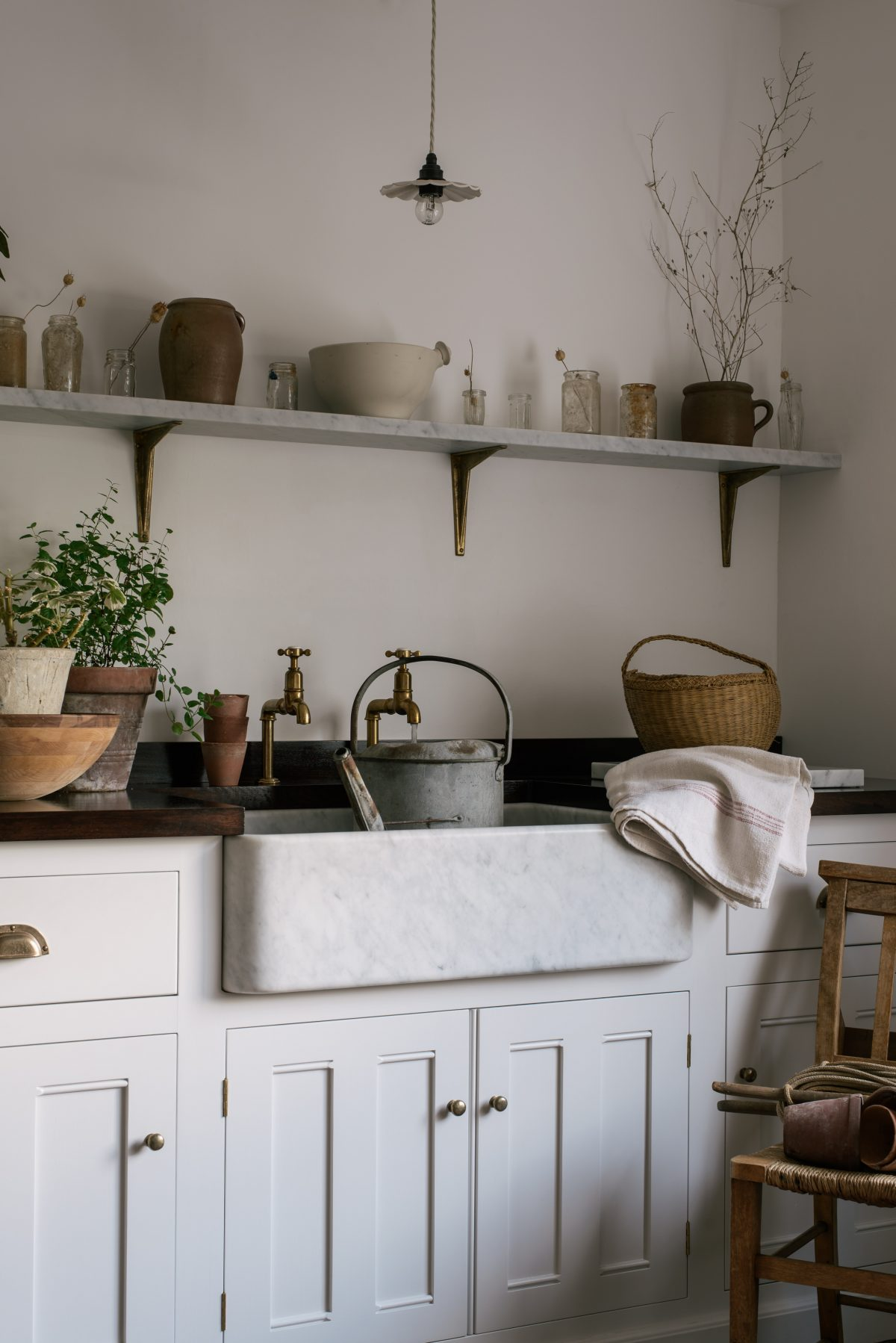 deVOL Marble Sinks are a little luxury made to last a lifetime.