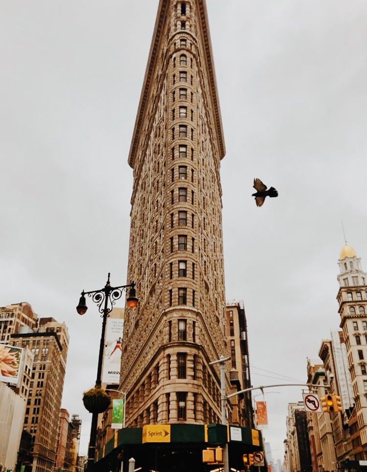 Flat-Iron-Building-New-York