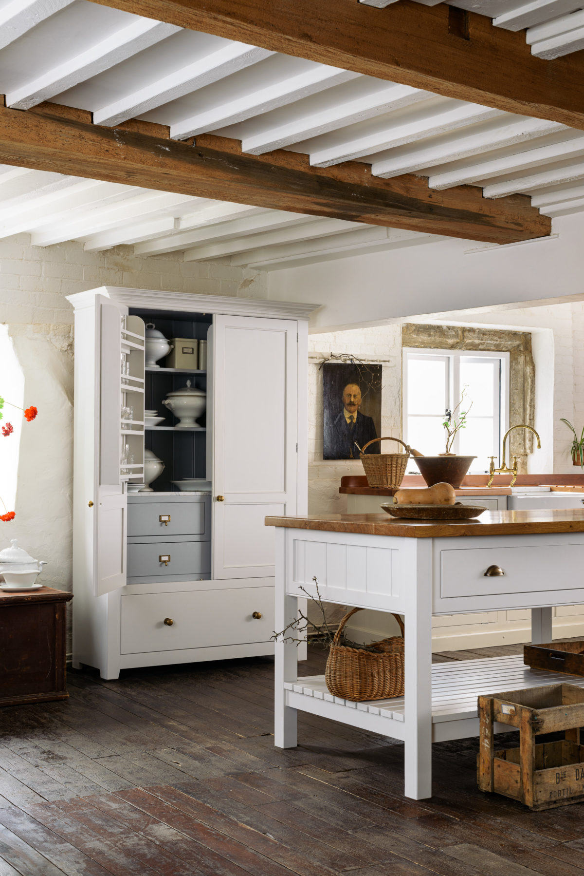 Back To Basics The Freestanding Kitchen The Devol Journal Devol Kitchens