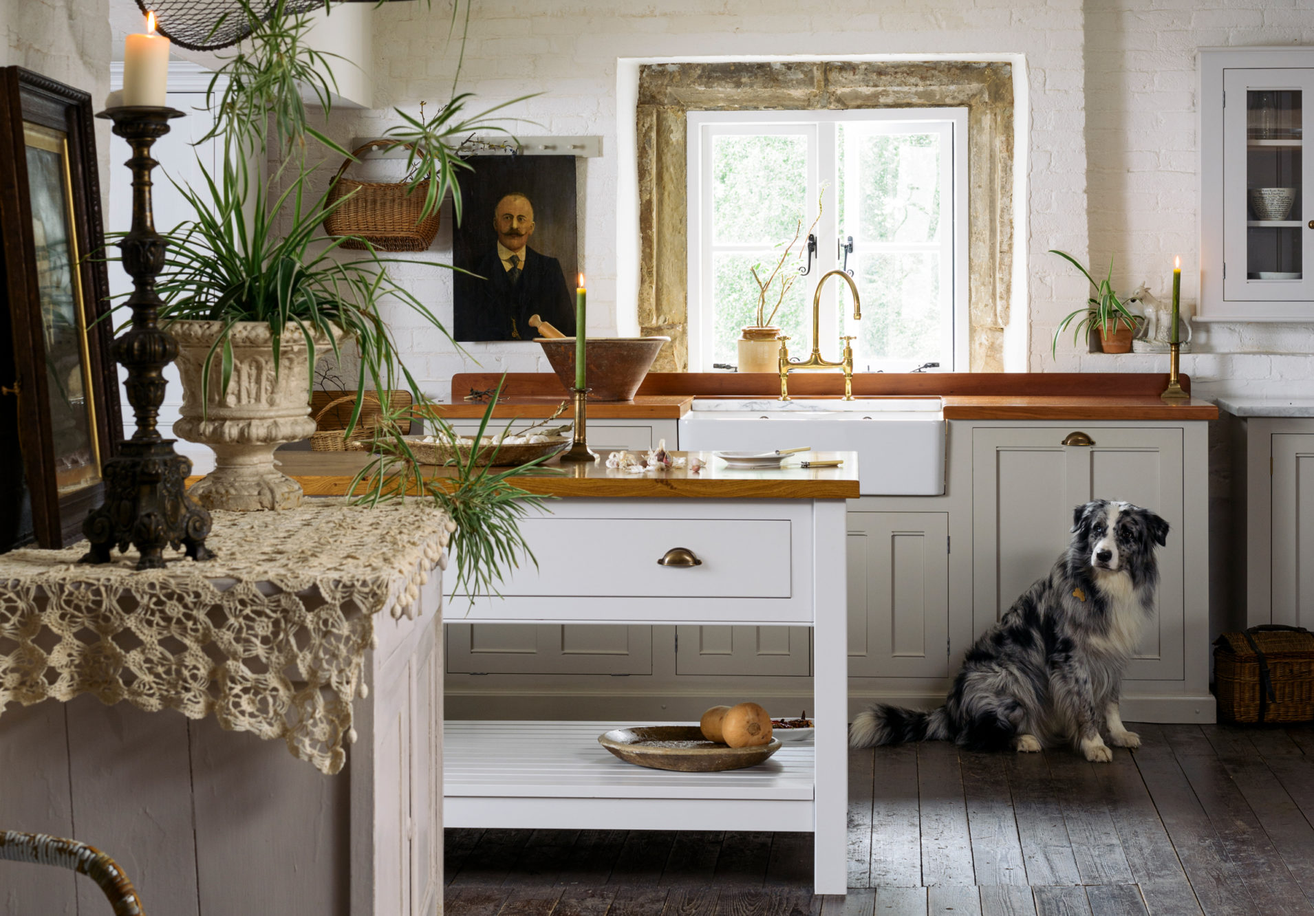 Back to Basics – The Freestanding Kitchen