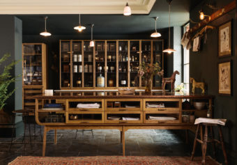 Our Bond Street Showroom in NoHo, NYC – The Haberdasher's Kitchen