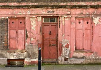 A little walk around Spitalfields' most beautiful streets