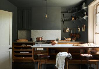 Our new St. John's Square Haberdasher's Kitchen