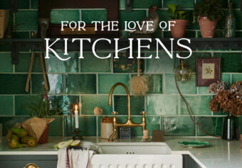 HOW TO WATCH OUR TV SHOW: 'FOR THE LOVE OF KITCHENS'