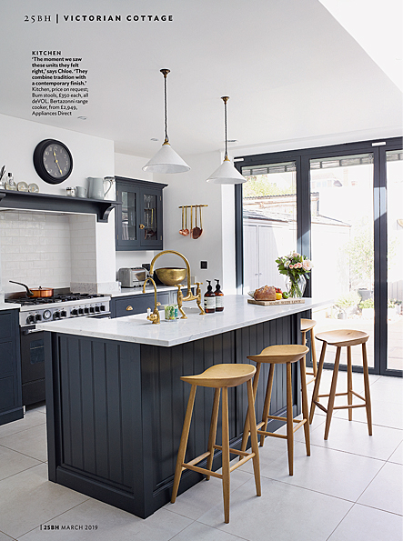 25 Beautiful Homes Devol Kitchens