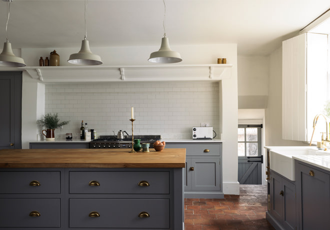 View The Cheshire Townhouse Kitchen