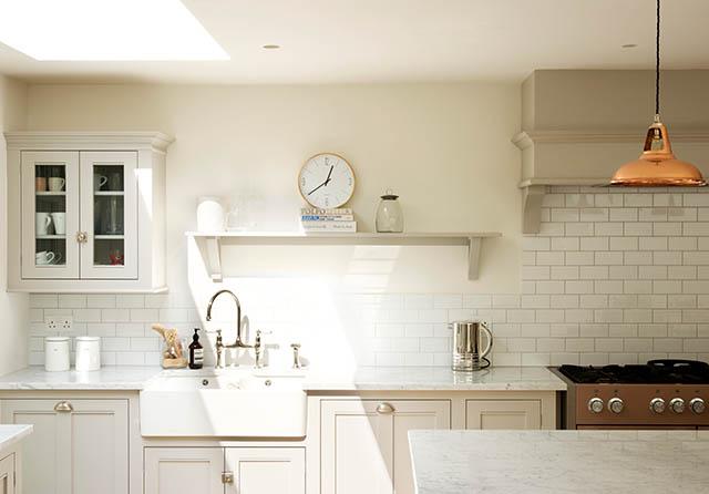 Clapham Shaker Kitchen: The Guildford Dairy Kitchen